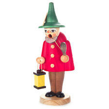 Standing At Night Gnome Incense Burner Smoker Made In Germany