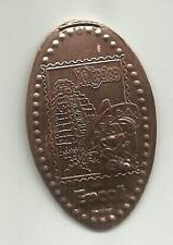 1 copper elongated penny (cent) Disneyworld Fl Mickey Mouse in Mexico Epc0031