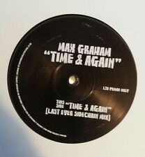 """Max Graham  """"Time & Again"""" * MG 2006 / Last Ever Sidechain Mix / Limited Promo"""