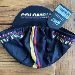 COLOMBIA HEX-TEK® Wicking Polyester Team Cycling Cap NEW Bike Hat Free Ship