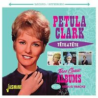 Petula Clark - Tete A Tete - Three Classic Albums Plus Bonus Tracks [CD]