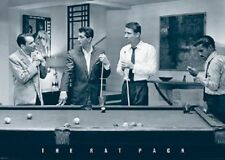 RAT PACK FRANK SINATRA,DEAN MARTIN,PETER LAWFORD,SAMMY DAVIS JR POSTER NEW  !