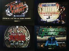Sega ST-V STV MULTIGAMES ALL SHMUPS 8in1 Final Fight Revenge PD Arcade JAMMA PCB