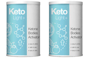 2x KETO LIGHT PLUS 300g (150+150) Originale