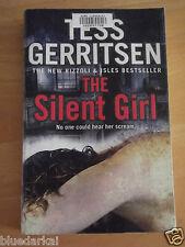 TESS GERRITSEN - THE SILENT GIRL
