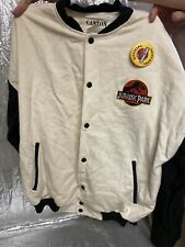 Jurassic Park Jacket With Tour Guide Button Gift From Studio