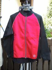 Sport-/Trainings-/Freizeitjacke von movement Gr. 44 in schwarz/rot