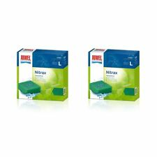 Juwel Nitrax Standard/H L Bioflow 6.0 Sponge *Genuine* (2 Pack) BUNDLE