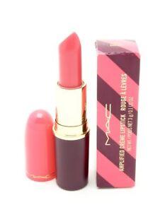 MAC Saucy Little Darling Matte Lipstick Rouge A Levres New MakeUp Art Pink Girl