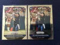 (Lot 2) 2015 Panini Prizm #281  Sean Mannion RC Rams  NM-MT