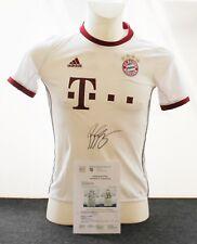 Bayern München Trikot, Renato Sanches signiert , gr. 152