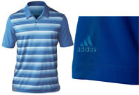 Adidas Golf Advantage Block Stripe Polo Shirt - XL OR XXL - RRP£45