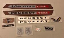 kit autocollant peugeot 103 vs REF:MOB076
