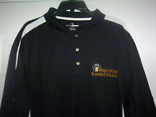 Grand Slam Golf Golfing Sports Sport Basketball Logo Polo L Shirt New W/ Tags
