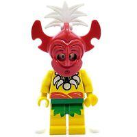 LEGO Minifigure Islander King Kahuka pi068 Pirates