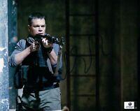 Matt Damon Hand Signed Autographed 8x10 Photo Sexy Bourne Green Zone GA 750881