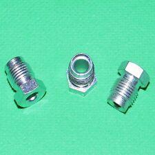 Überwurfschraube Bremsleitung 6 mm M12 x 1 Bördel E LKW Verschraubung