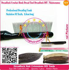 Professional Dreadlock Dreading Comb Dread Comb Brand New Dread Comb DIY Dreads