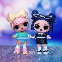 LOL Surprise DUSK & DAWN Dolls Series 3 Confetti Pop~New Sealed w Unpopped Balls