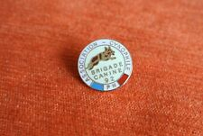 19317 PINS PIN'S POLICE BRIGADE CANINE CYNOPHILE 92 CHIEN DOG