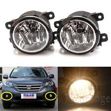 Pair Front Bumper Fog Light Driving Lamp For Honda CRV 2012 2013 2014 Left Right