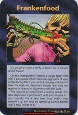 Illuminati New World Order - Frankenfood / Assassins INWO CCG