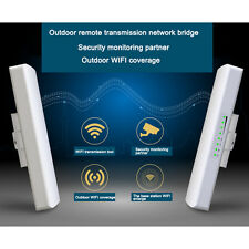 COMFAST Wireless Access Point Bridge CPE WIFI Signal Booster Extender Range POE