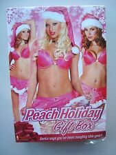 New! - PEACH HOLIDAY Gift Box Erotic 3-Pack (DVD, Sealed) - 18 Sexy Peach Girls!