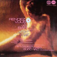 PIET VAN DANKER / GUIDO NINO - RENDEZVOUS IN DER BAR - LP - SEXY COVER