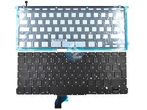 "NEW German Keyboard w/ Backlight  for Macbook Pro A1502 13"" 2013 2014 2015"