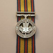 Canadian Exemplary Service Medal, Emergency Medical Service, Miniature