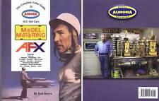 2000 AURORA COLOR Guide HO Slot Car Catalog 160p 8x11 B