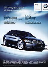 2005 BMW 330xi - IL silver -  Classic Vintage Advertisement Ad D10