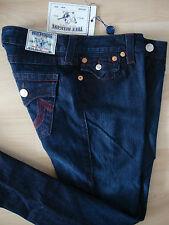 TRUE RELIGION Jeans BOOTCUT W FLPS BRGN Damen Jeanshose Blau Gr.30 NEU+ETIKETT