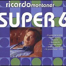 Montaner, Ricardo : Super Seis CD
