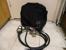 New listing Mares Scuba Regulator 1st & 2nd Stage w/ Oceanic Data Max Sport Computer Console
