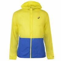 Asics PACK JACKET Mens Gents Performance Jacket Coat Top