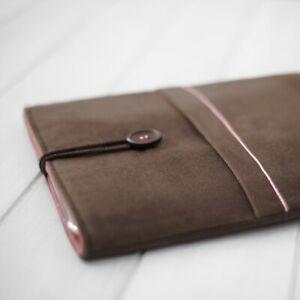 Brown cover case iPad Air 4 10.9 A14 2020 10.2 3rd 5th 6th 7th ALL MODEL Pocket