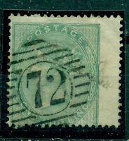 Grossbritannien, Königin Victoria Nr. 15 gestempelt