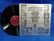 Airport OST LP Decca DL 79173