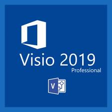 🔥INSTANT DELIVERY🔥 Microsoft Visio 2019 professionnel pour 1pc