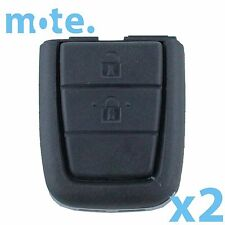 2 x Holden VE SS SSV SV6 UTE Commodore Replacement Key 2 Button Shell/Case