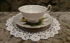 """1 VINTAGE ROSSETTI CHINA """"OCCUPIED JAPAN"""" TEA CUP AND SAUCER SET"""