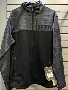 FXR Men's Elevation Tech Zip-Up Hoodie - Pick Color/Size -CLEARANCE + SHIPS FREE