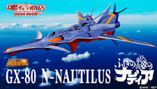 Premium Bandai Soul of Chogokin GX-80 Nadia The Secret of Blue Water N Nautilus