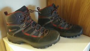 BERGHAUS EXPLORER TRAIL LIGHT GORE-TEX WALKING BOOTS UK SIZE 9 EURO 43 RRP £139