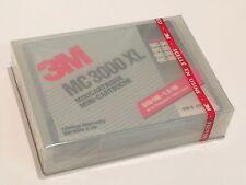 ORIGINAL 3M MC3000XL MINI DATA CARTRIDGE 340MB - 1GB QIC3010    FD3K6