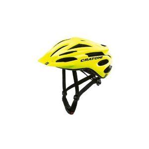 CRATONI - Pacer - Color: Neon Yellow Matte - Size: L-XL (58 - 62 CM)