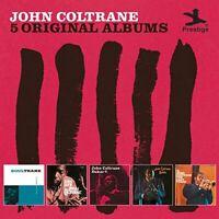 John Coltrane - 5 Original Albums [CD]