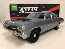 El equipo de un 1967 Chevrolet Impala Sports Sedan 1:18 escala Greenlight